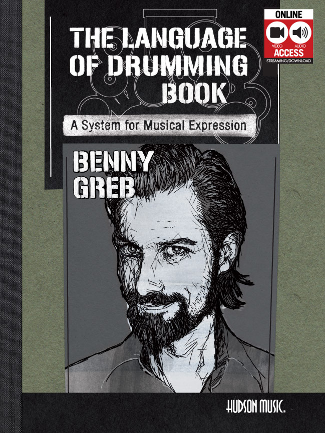 The Language of Drumming Book/Video