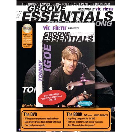 Groove Essentials 1 0 DVD and Book