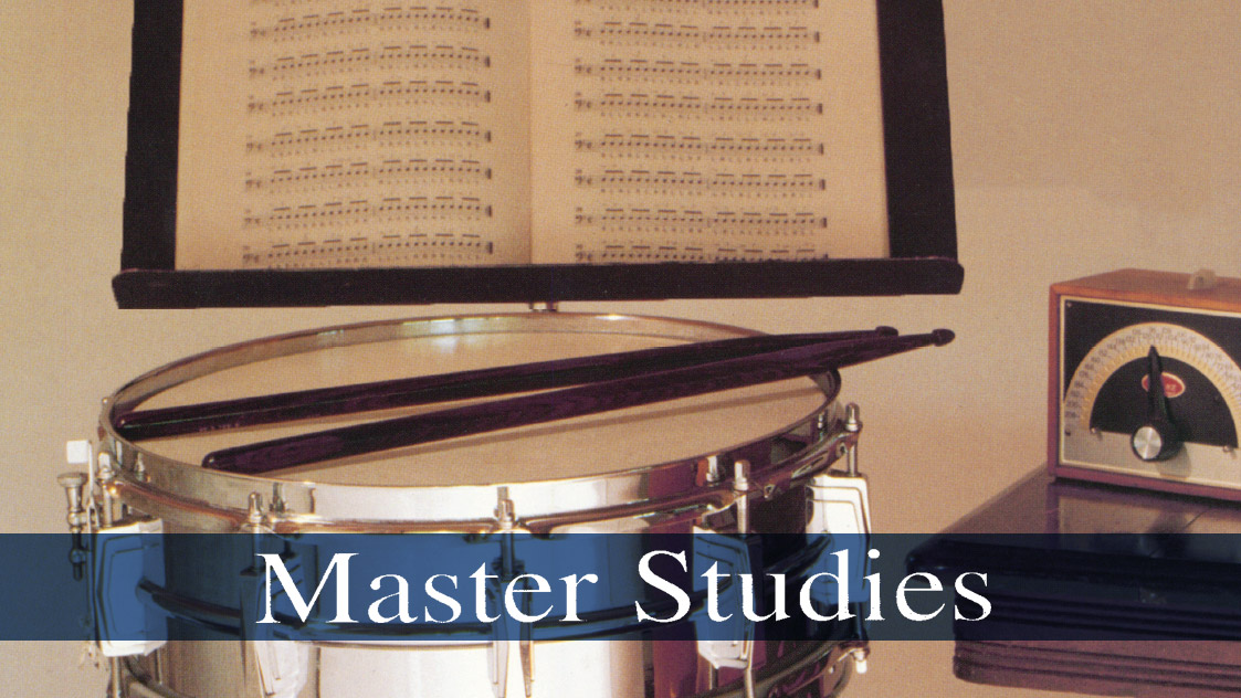 Masters Studies